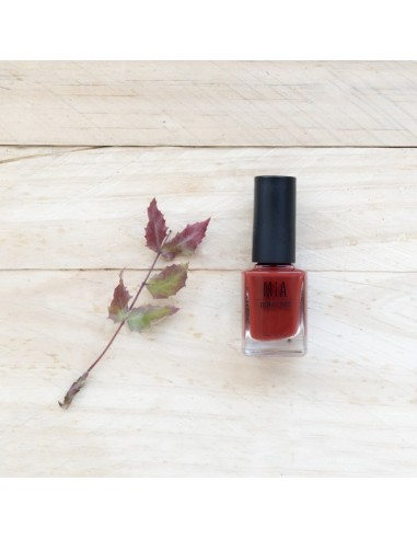 MIA COSMETICS PARIS ESMALTE UÑAS RED...