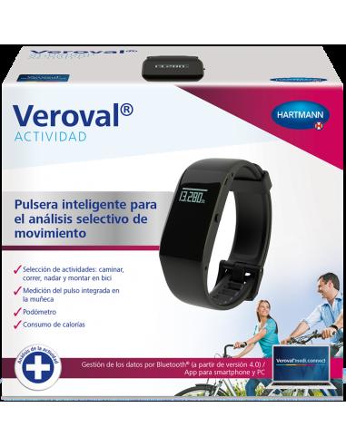 VEROVAL ACTIVIDAD Smartband Pulsera...